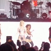 Britney Spears Live 02 Break the Ice 28 July 2018 Hollywood FL Video 040119 mp4