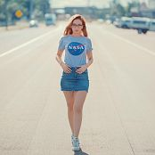 Amy Thunderbolt Nasa Casual 002