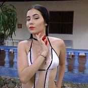 Dulce Garcia White Lingerie TM4B 4K UHD Video 011 070119 mp4