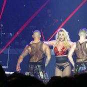 Britney Spears Stronger & Crazy Live Paris 2018 HD Video