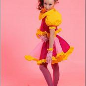 TeenModelingTV Alice Pink and Yellow Pics 042