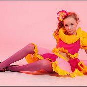 TeenModelingTV Alice Pink and Yellow Pics 092