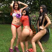 Sofia Sweety Poli Molina and Thaliana Bermudez Dance NSS HD Video 059
