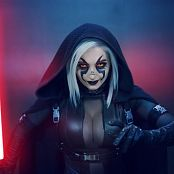 Jessica Nigri Sith Picture Set