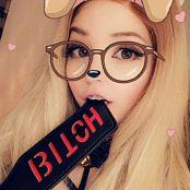 Belle Delphine Snapchat BDSM Story Pics 011
