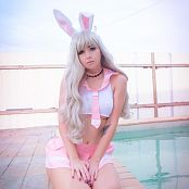 Amy Thunderbolt House Bunny Picture Set