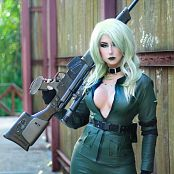 Giu Hellsing Sniper Wolf Picture Set