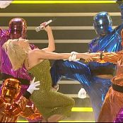 Kylie Minogue WOW Live Brit Awards 2008 Video