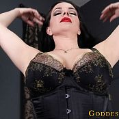 Goddess Alexandra Snow Perfect Tits and Armpits Video 180219 mp4
