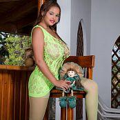 Jasmin Green Body JTM Set 072 011
