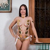 Azly Model Golden Body AZM Set 036 002