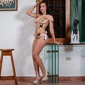 Azly Model Golden Body AZM Set 036 053