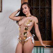 Azly Model Golden Body AZM Set 036 056