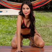 Ximena Gomez Red & Black TM4B Picture Set 005