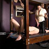 Goddess Alexandra Snow Used By the Machine Video 060319 mp4