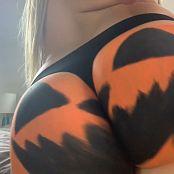 Kalee Carroll OnlyFans Pumpkin Booty HD Video