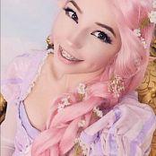 Belle Delphine Rapunzel Picture Set