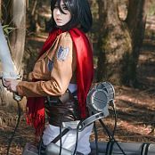 Giu Hellsing Mikasa Picture Set