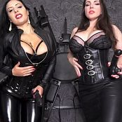 Goddess Alexandra Snow & Ezada Sinn One Month CBT & Ruined ograsm Assignment Task 3 Video