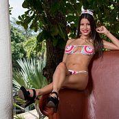 Britney Mazo Maid Bikini TBS Picture Set 054