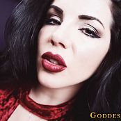 Goddess Alexandra Snow Time Distortion HD Video