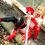 Giu Hellsing Mordred Picture Set