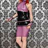 Latex Heaven Siterip Ulorin TransPinkDress