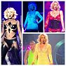 Britney Spears Piece of Me Las Vegas Tour Leg 10 November 21 2015 09093