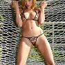 Carli Banks Leopard Bikiniriot Siterip