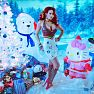 Bianca Beauchamp Latex 2013 Naughty Christmas Temptations 053160