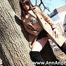 Ann Angel XXX Public Lingerie 22 March 2013 Video mp4